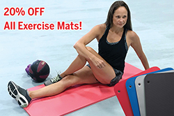 Monthly Deal - gym mats